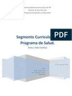 Trabajo de Proyecto de Segmento Curricular Salud