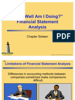 MA-16-How Well Am I Doing- Financial Statement Analysis