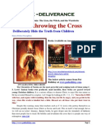 Chronicles of Narnia. Overthrowing the Cross