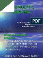 Haemolytic Anaemia.final