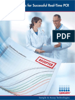 Critical Factors for Successful Real-Time PCR
