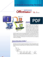 TargaOfficeStation Brochure