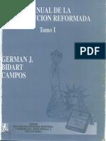 Manual de la Constitución Reformada I
