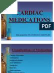 Cardiac Medications[1]