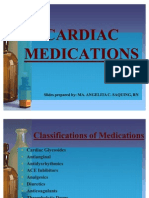 Cardiac Medications[1]