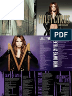 Can't Be Tamed - Digital Booklet