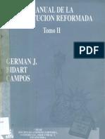 Manual de la Constitución Reformada II