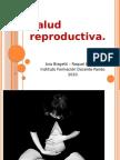Salud reproductiva presentacion