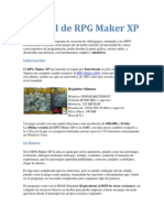 Manual de RPG Maker XP