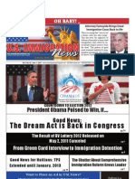 U.S Immigration Newspaper Vol 5 No 63