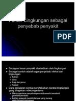 2 Faktor Lingkungan Sebagai Penyebab Penyakit