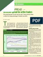 Active Trader Magazine - The TUT Spread
