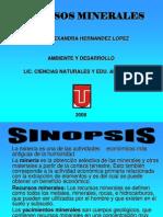 RECURSOS MINERALESe