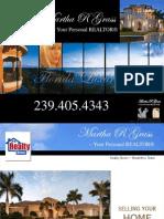 Listing Presentation Realty Direct ~ Martha R Grass - 2011