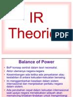 Teori Teori HI