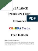 New Free E-Book the Balance Procedure and the Enha[1]