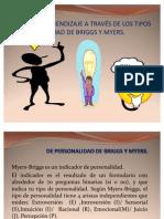 Estilos de Aprendizaje Briggs y Myers (Ana Laura)