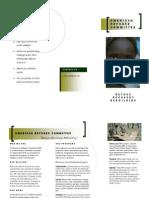 American Refugee Committee Brochure