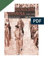 Trotsky, La Revolucion Española, selección de escritos