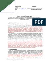 Fund Amen Tare Plan de Scolarizare 20102011