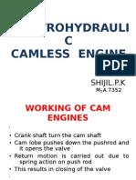 Electrohydraulic Camless Engine