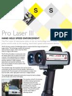 Pro Laser III