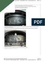 Replace Bulbs Corolla