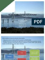 Kosi Kablovski Mostovi-prezentacija
