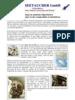 Condiciones de trabajo hiperbárico en tuneladoras-NST