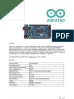 DataSheet - Arduino Mega2560