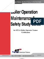Boiler Maintenance and Safety Study Guide