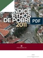 Indices de Pobreza en Latinoamerica (2011)