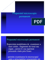 LP 2 - Preparatul Microscopic Permanent