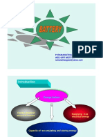 Battery Pp PDF