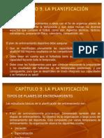 Capítulo 9[1]. La Planificación
