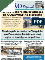 JORNAL VISÃO REGIONAL - EDIÇÃO 81 -  JUNHO DE 2011