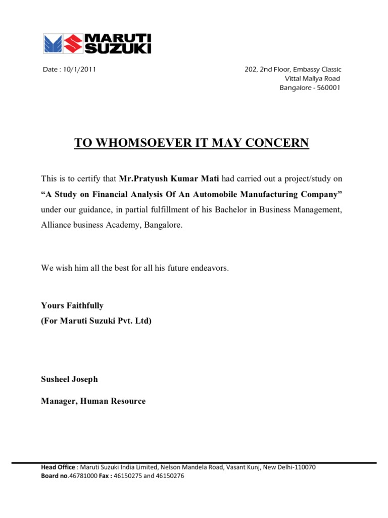 Experience letter format salesman fresh housekeeping inspector cover experience letter format sales copy brand specialist cover letter 1526476971v1 experience letter spiritdancerdesigns Image collections