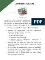 Guia SeleccionOPERARIO MONTACARGAS