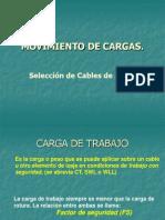 Cables de Acero - SELECCION