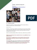 A Chamada Apostólica - Apóstolos do Século XXI