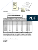 Balance Confirmation Letter Dtd  10-07-2011 | Bangladesh | Bengal