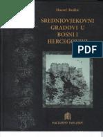 Husref Redžić - Srednjovjekovni gradovi u Bosni i Hercegovini