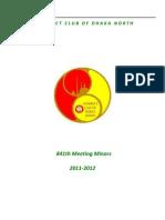 Meeting Minors 841