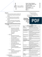 Patients With Pulmonary Disease