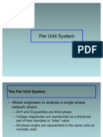 Per Unit System explaination- with solved Example