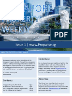 Singapore Property Weekly Issue 1
