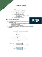 Chapter 8 Oscillators