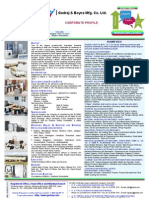 GnB Corporate Profile