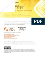 Mobile Voices, Mobile Justice