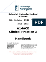 Clinical Phase 3 Cls Handbook 2011 12